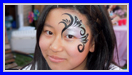Quick Eye Design Face Painting