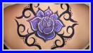 Rose Body Art